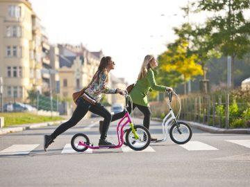 Kickbike-os városnézés Esztergom