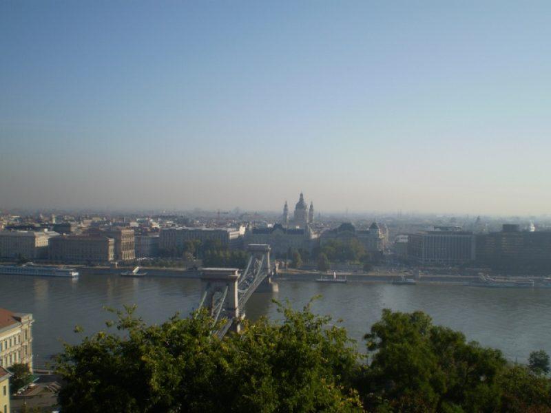Osztálykirándulás Budapest