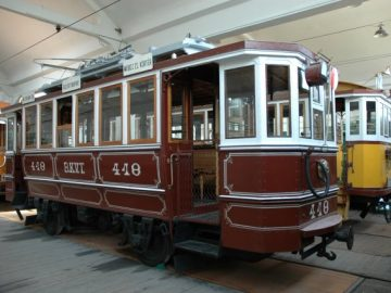 Városi Tömegközlekedési Múzeum Szentendre
