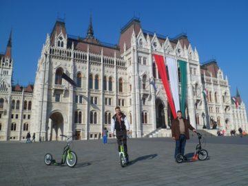 Budapesti egynapos élmény osztálykirándulás