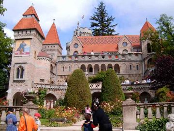 Bory-vár Székesfehérvár