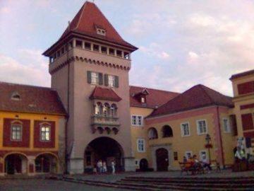 Csigás-torony Kőszeg