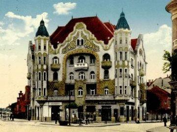 Gróf-palota Szeged