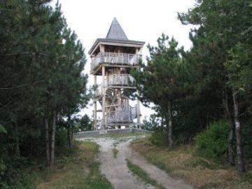 Hubertusz – kilátó Sopron