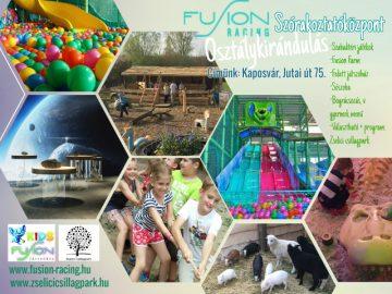 Kids Fusion Játszóház Kaposvár