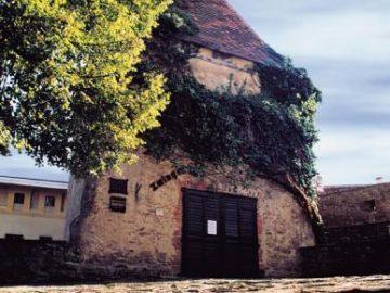 Zwinger-bástya vagy Öregtorony Kőszeg