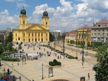 Cool-túra városfelfedező kvízjáték Debrecen