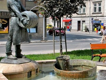 Cool-túra városfelfedező kvízjáték Sopron