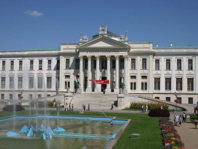 Osztálykirándulás Szeged
