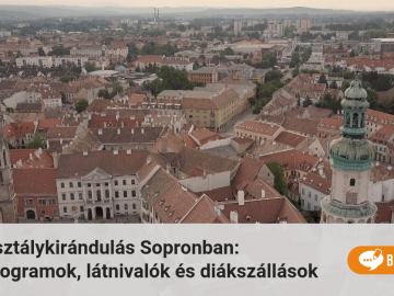 soproni osztálykirándulás