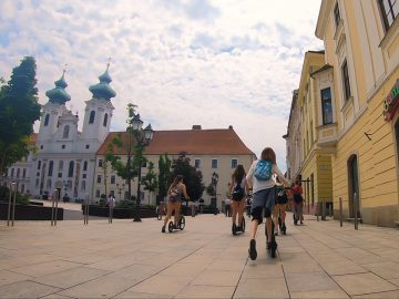Győri egynapos élmény osztálykirándulás