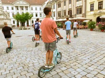 Soproni egynapos élmény osztálykirándulás