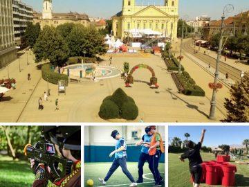 Debreceni egynapos osztálykirándulás városfelfedező sétával
