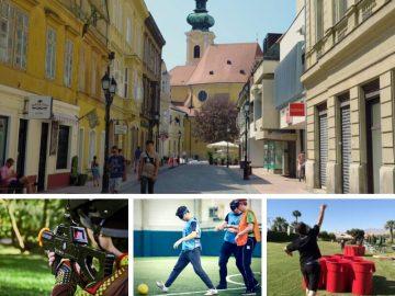 Legújabb győri egynapos osztálykirándulás városfelfedező kvízjátékkal