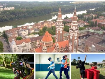 Szegedi egynapos osztálykirándulás városfelfedező sétával