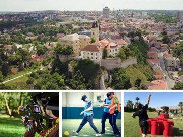 Veszprémi egynapos osztálykirándulás városfelfedező sétával