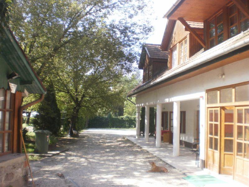 9549-es Vendégház Pilismarót