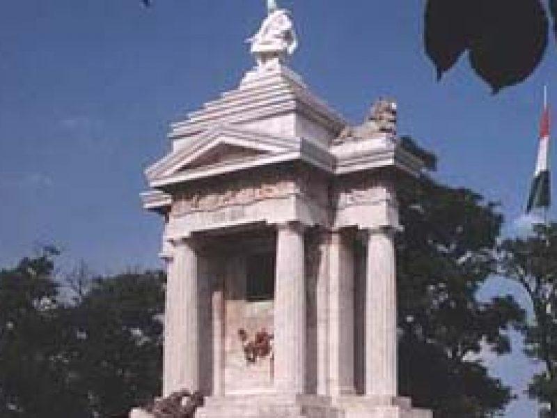 Árpád Fejedelem Emlékmű Ópusztaszer