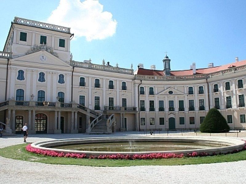 Esterházy-kastély Fertőd