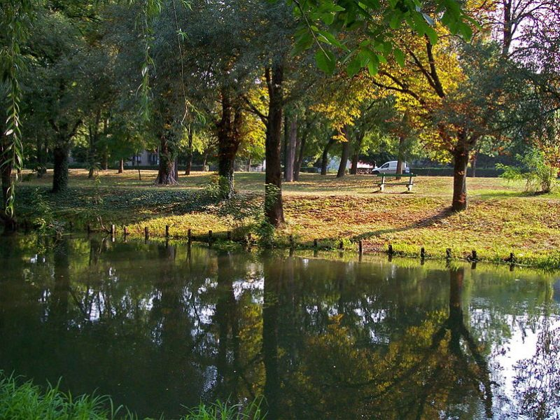 Élővíz-csatorna Békéscsaba