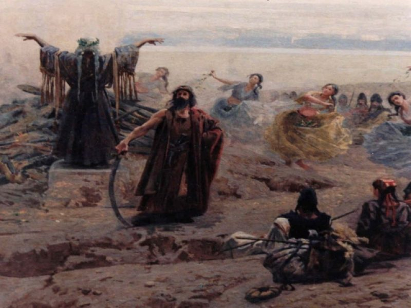 Feszty-körkép – Ópusztaszeri Nemzeti Történeti Emlékpark Ópusztaszer