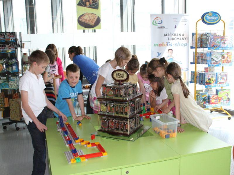 Mobilis Interaktív Kiállítási Központ Győr
