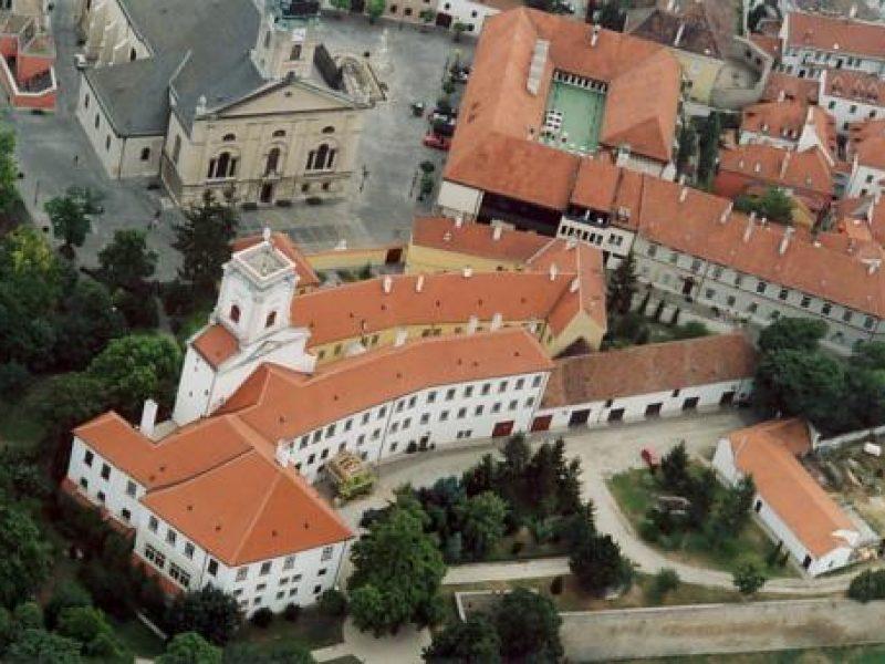 Püspökvár Győr