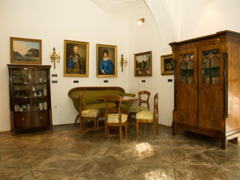 Hansági Múzeum és Chelley ház Mosonmagyaróvár