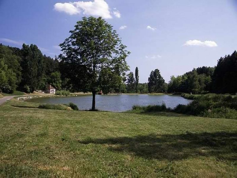 Dombay-tó Pécsvárad