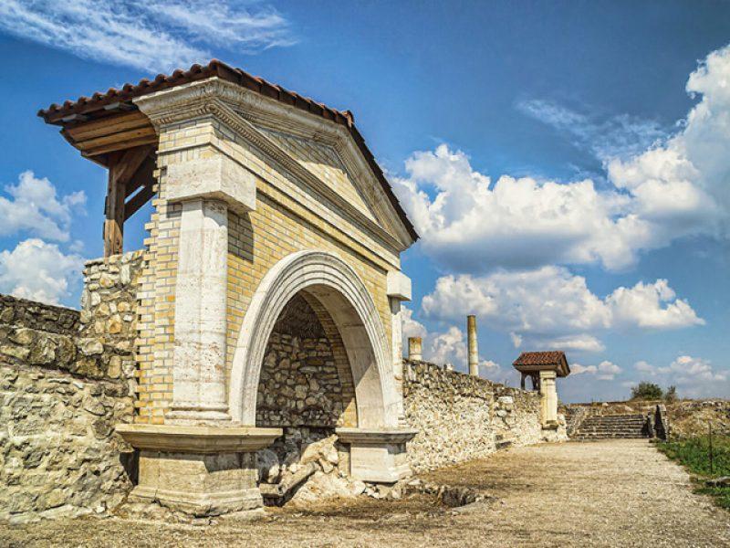 Gorsium – Herculia, Régészeti Park Székesfehérvár-Tác