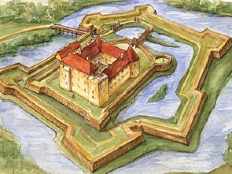 Kisvárdai vár Kisvárda