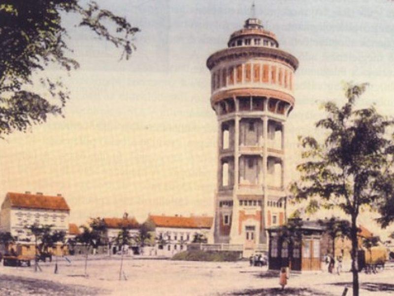 Víztorony Szeged