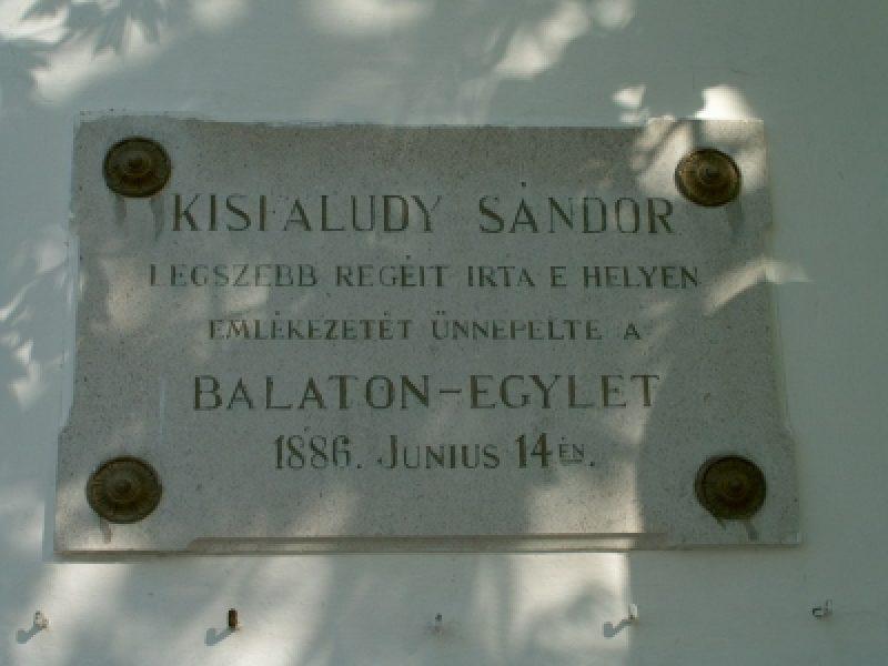 Kisfaludy-ház Badacsony