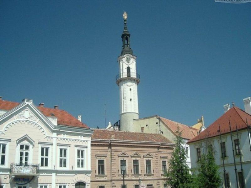 Tűztorony Veszprém