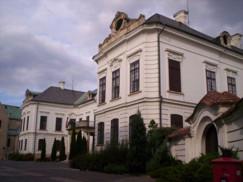 Püspöki Palota Veszprém