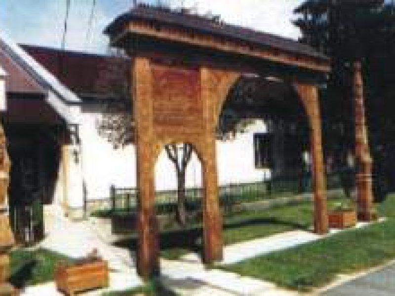 Szennai Szabadtéri Néprajzi Gyűjtemény Szenna
