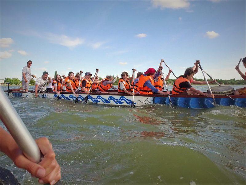 Mindent bele! Kétnapos osztálykirándulás a Velencei-tónál