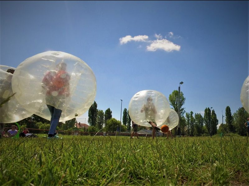 Buborékfoci Balatonalmádi