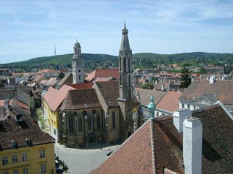 Soproni kétnapos élmény osztálykirándulás
