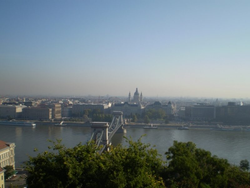 Budapesti egynapos osztálykirándulás a Városliget környékén