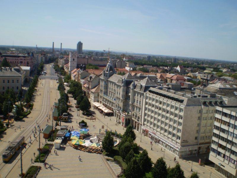 Városfelfedező séta – kvízjáték Debrecen