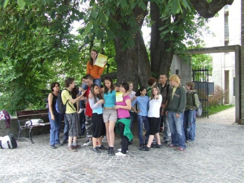 Pécs-Orfű kétnapos osztálykirándulás