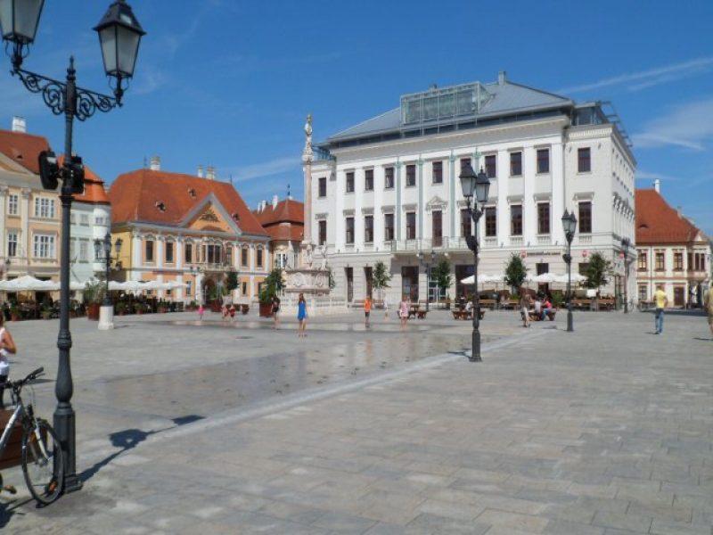 Városfelfedező séta – kvízjáték Győr
