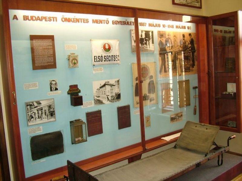 Kresz Géza Mentőmúzeum Budapest