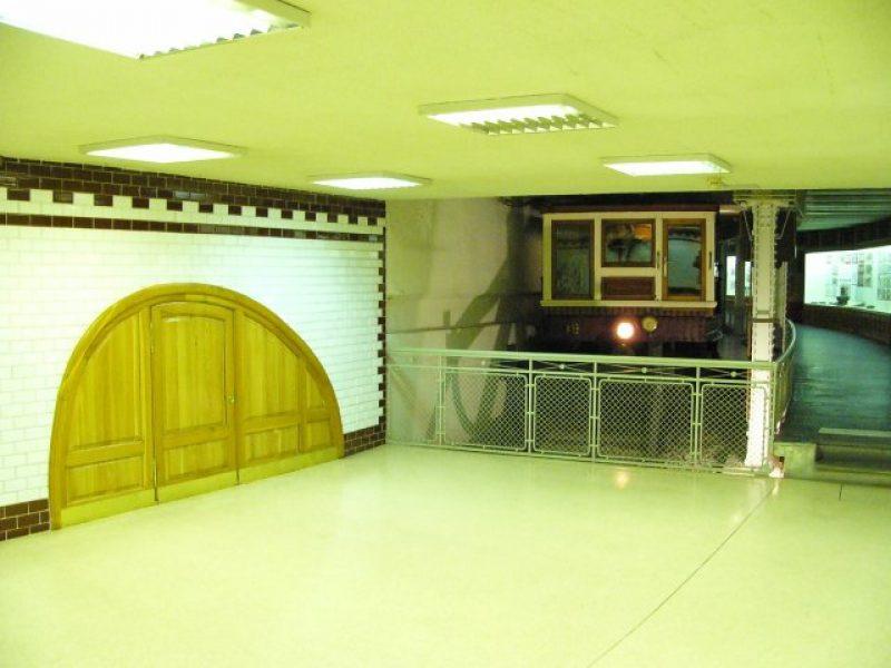 Milleniumi Földalatti Vasúti Múzeum Budapest