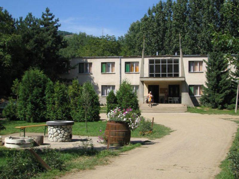 Erdei iskola Tokajban