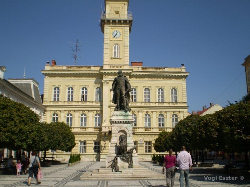 Cool-túra városfelfedező kvízjáték Komárno