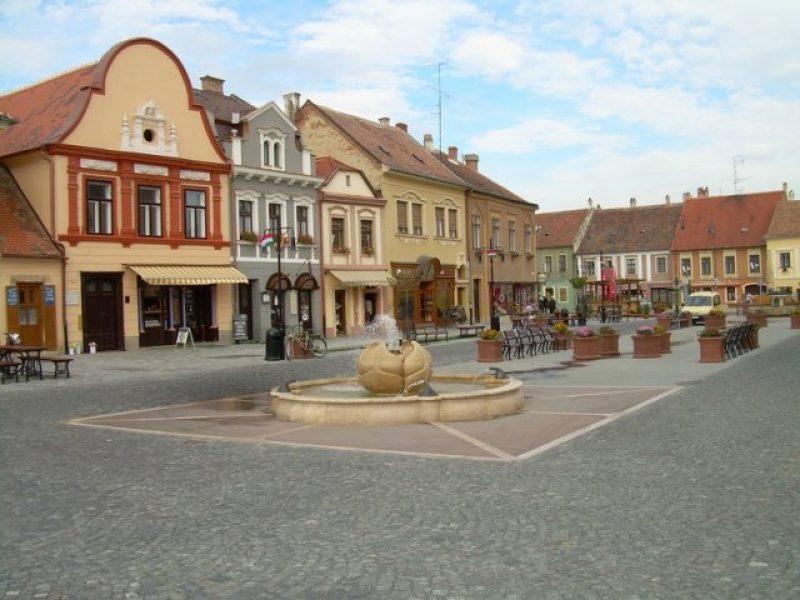 Cool-túra városfelfedező kvízjáték Kőszeg