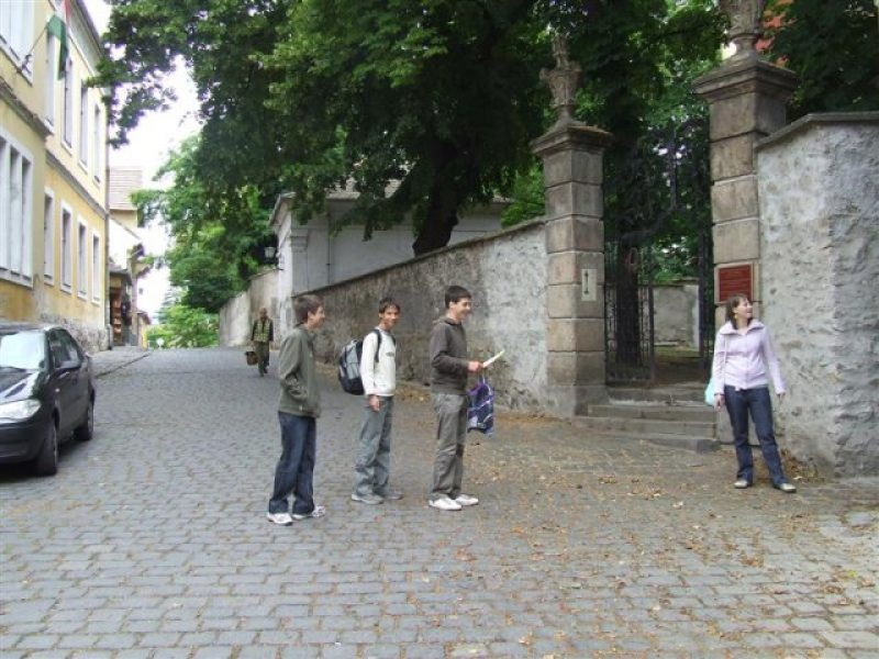 Cool-túra városfelfedező kvízjáték Szentendre