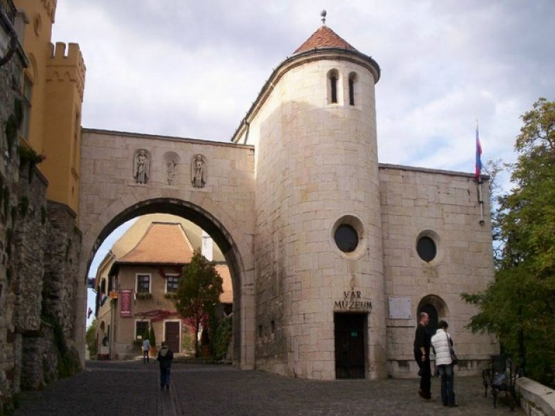 Városfelfedező séta – kvízjáték Veszprém